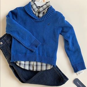 Nautica Sweater Set